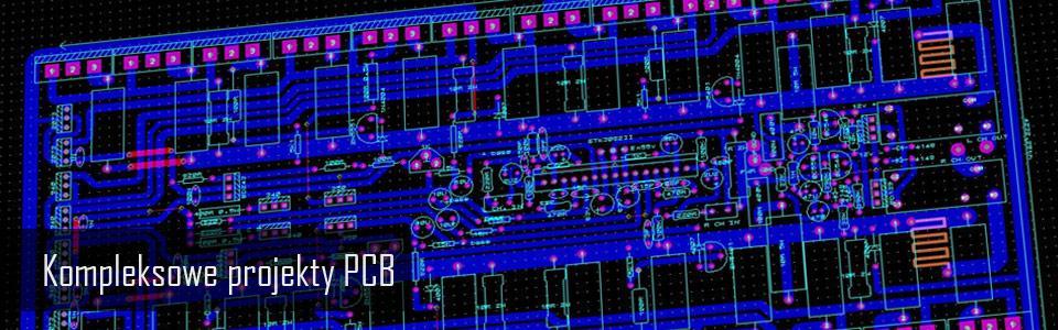 Projektowanie obwodów PCB